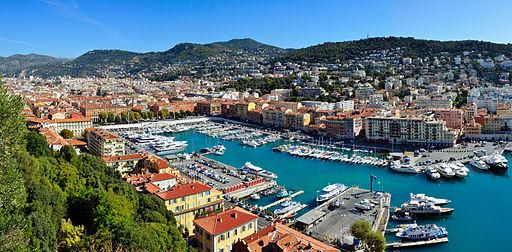 Nizza a francia riviéra gyöngyszeme
